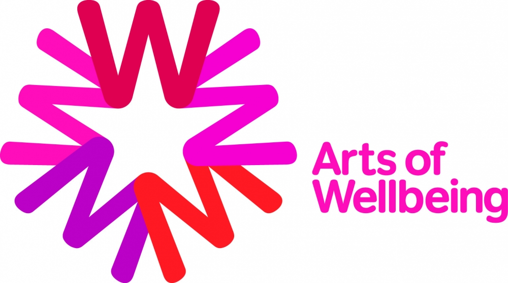 Arts of Wellbeing logo