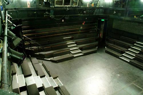 Cockpit Theatre Auditorium